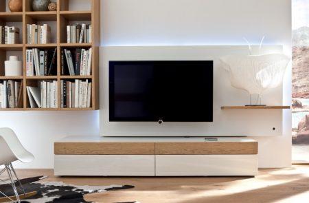 ديكورات حائط التلفاز  (1)