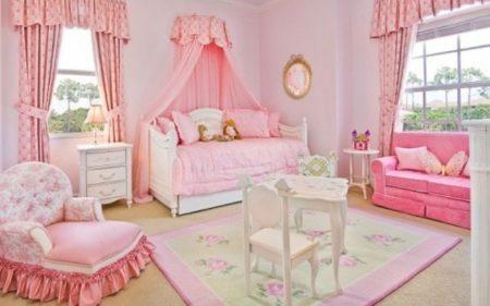 ديكورات غرف نوم بنات (3)