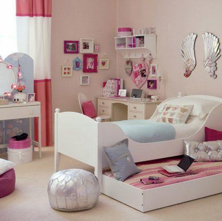 ديكورات غرف نوم بنات (4)