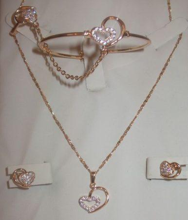 سلاسل ذهب مودرن ناعمة بأشكال وتصميمات قيمة (5)