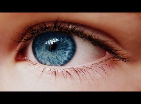 صور رمزيات عيون باللون الازرق (3)