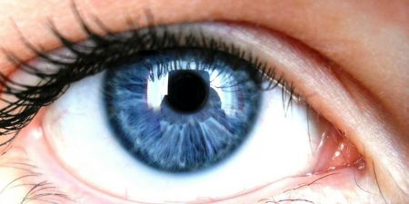 صور عيون زرقاء (4)