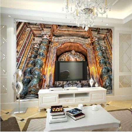 صور ورق جدران ثلاثي الابعاد  (1)