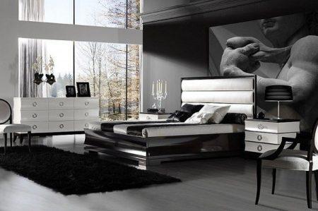 غرفة نوم سوداء (1)