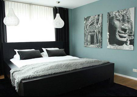 غرفة نوم سوداء (2)