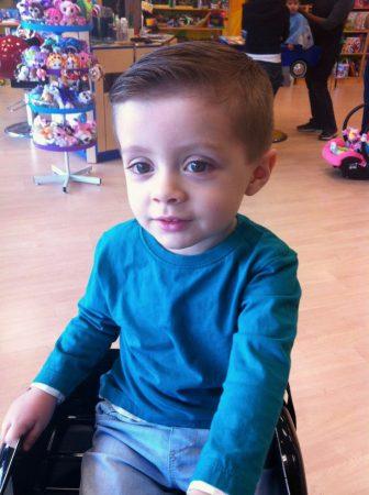 قصات شعر جديده للاولاد (1)