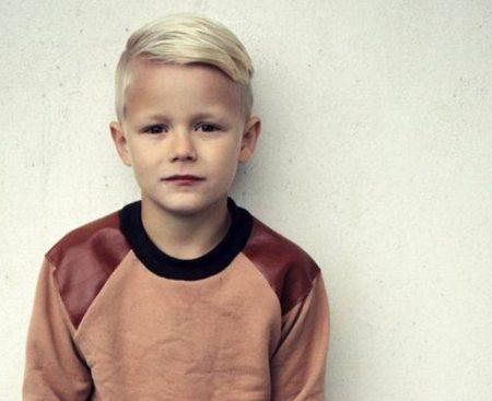 قصات شعر جديده للاولاد (3)