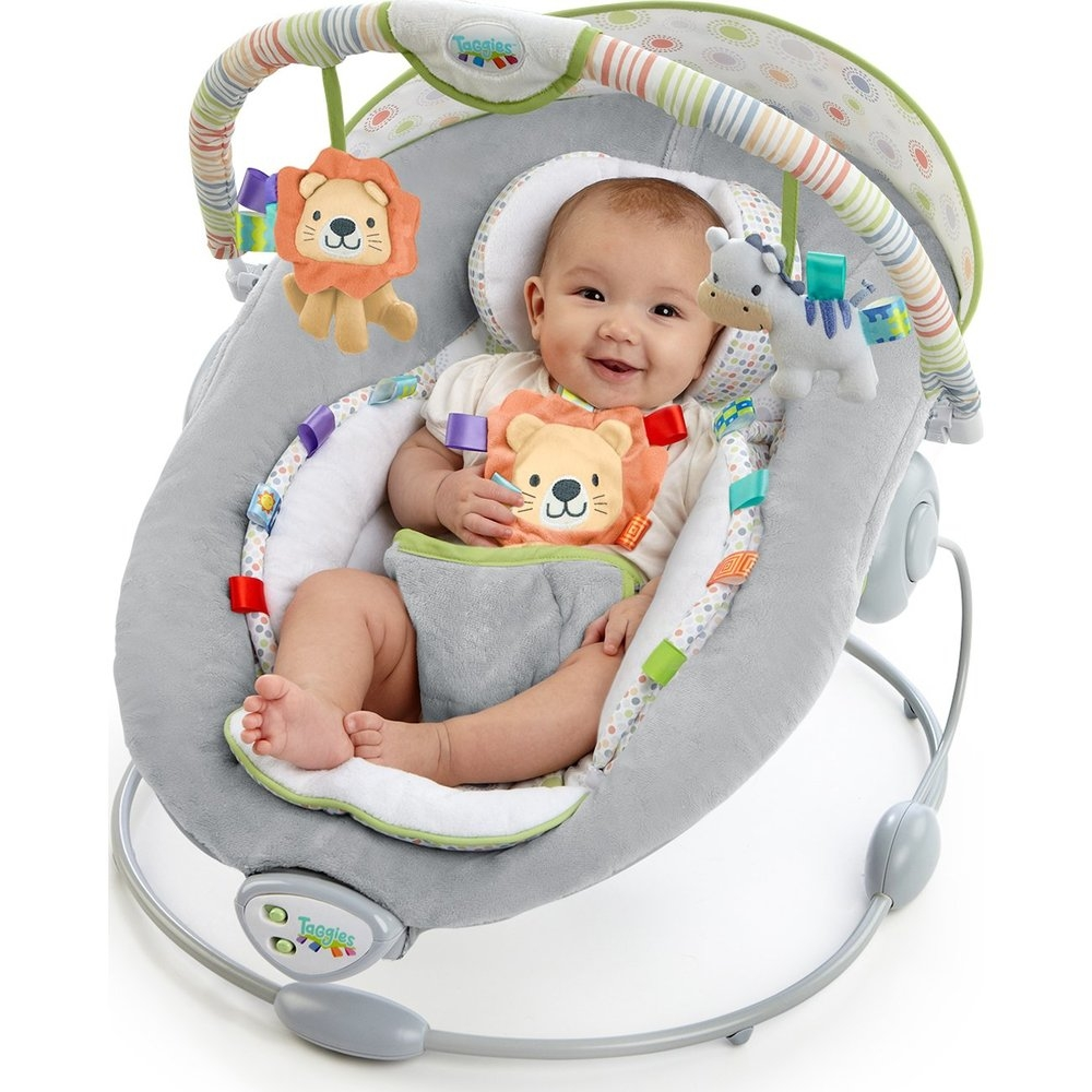 Pictures Of Newborn Baby Boy In Bouncer Bright Starts Ingenuity Smartbounce Automatic Winslow