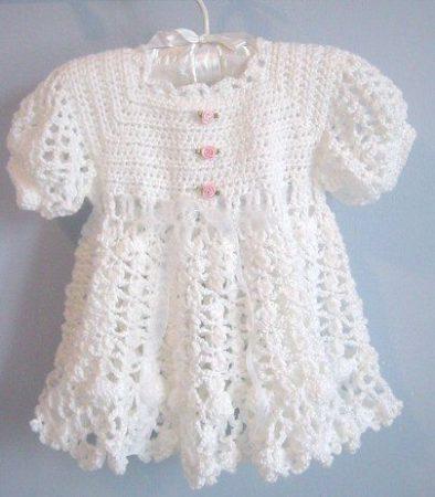 لبس كروشيه اطفال (4)