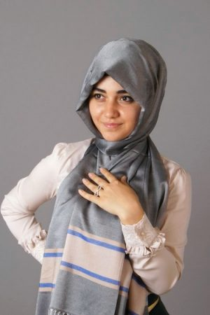 لفات حجاب شيك مودرن (4)