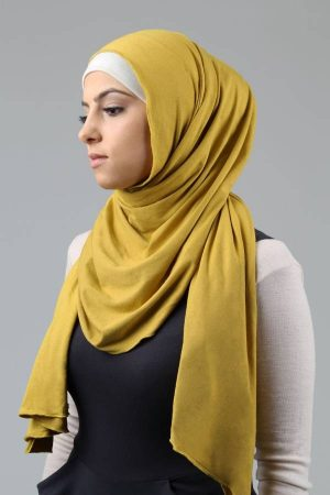 لفات طرح شيفون بأحدث لفات حجاب مودرن وجديدة (2)