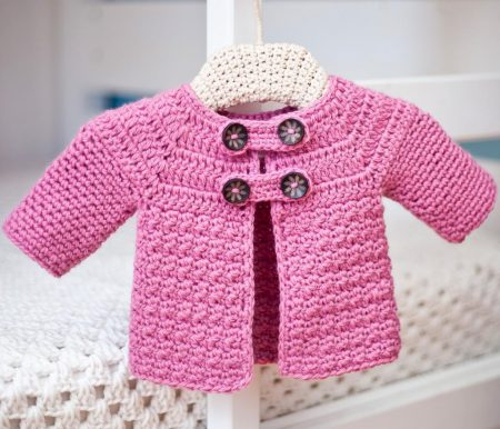ملابس كروشيه للأطفال (3)