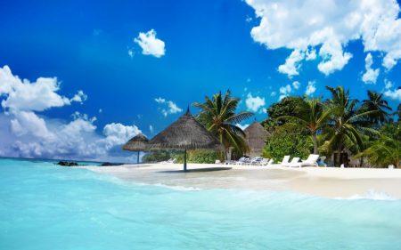 مناظر طبيعية جزر المالديف (4)