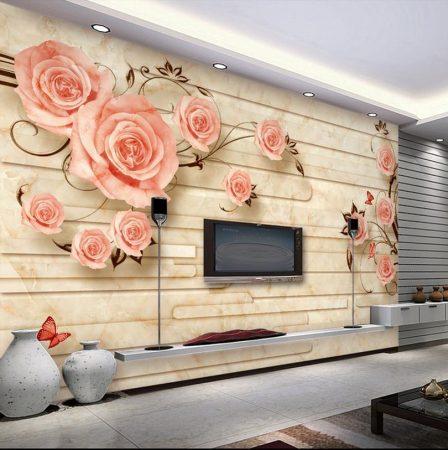 ورق حائط مودرن مجسم (1)