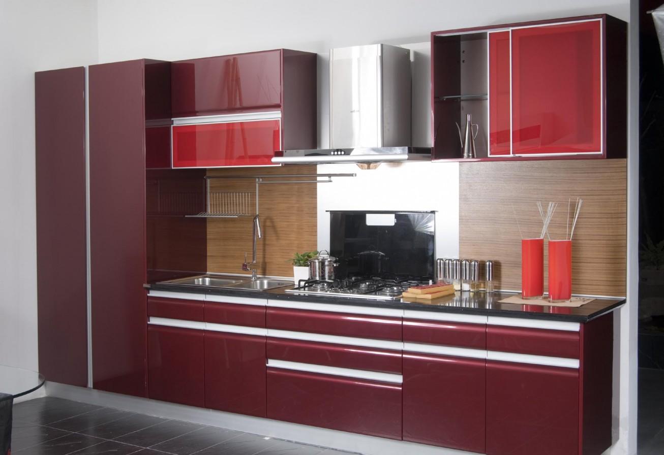 for Muebles de cocina pequena modernos