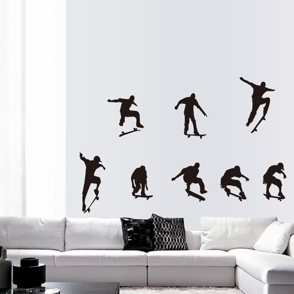 استيكر حوائط مودرن للفلل استيكرات حائط للشقق والقصور ميكساتك