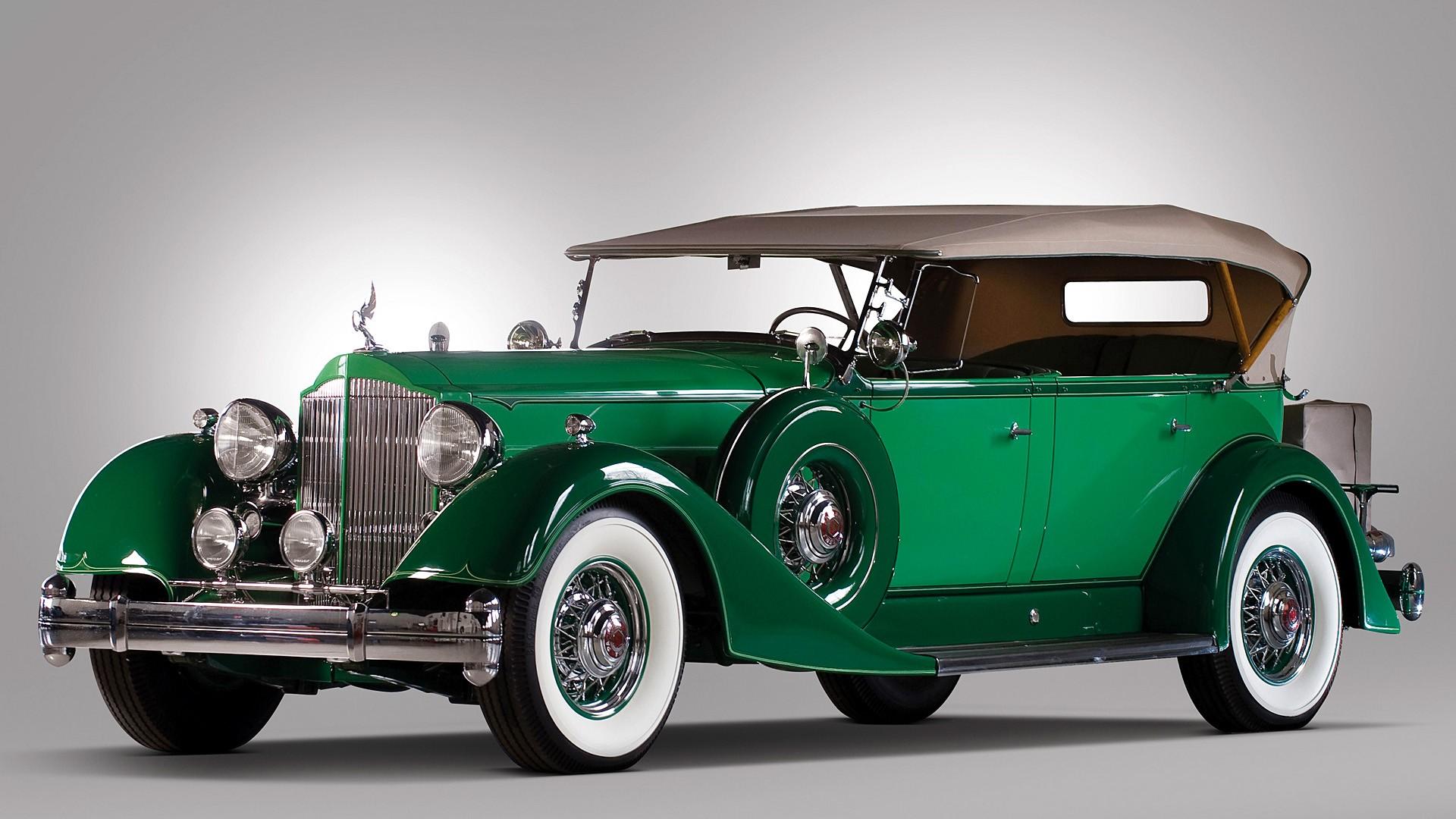 Classic Antique Vintage 4k Uhd Car Wallpaper: صور سيارات قديمة في اروع خلفيات ورمزيات سيارات تراثية