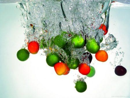 صورة قطرة ماء  (4)