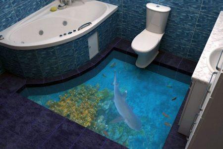 ارضيات حمامات (3)