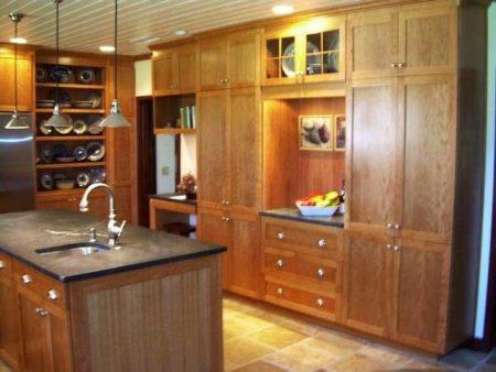 تصميم دواليب مطبخ  (2)
