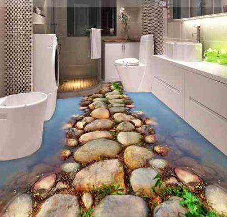 حمامات ثلاثية الابعاد (3)