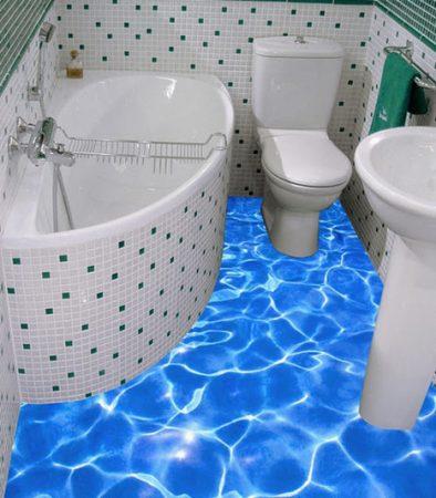 حمامات 3d (2)