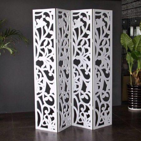 ديكورات خشب جدران  (1)