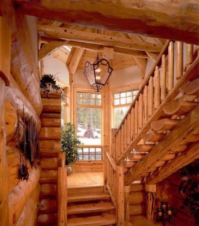 ديكورات خشب جدران  (2)