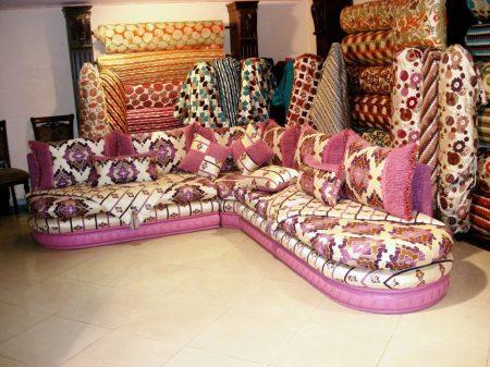 ديكورات صالونات مغربية (3)