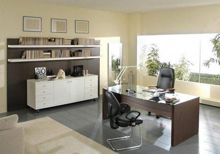 ديكورات مكاتب شركات  (1)