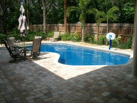 ديكور حمامات سباحة (2)