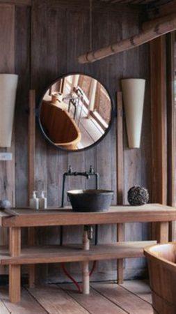 ديكور خشب منازل (1)