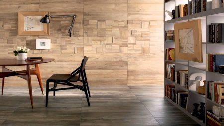 ديكور خشب منازل (2)