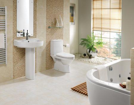 صور اطقم حمامات للفلل والقصور والشقق الكبيرة الفخمة (2)