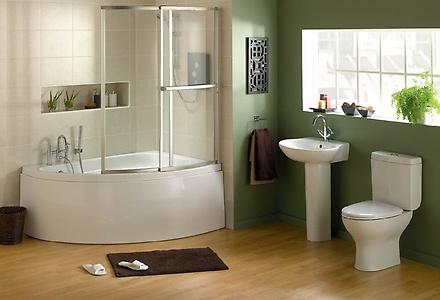 صور اطقم حمامات للفلل والقصور والشقق الكبيرة الفخمة (4)