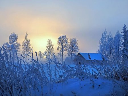 صور تعبر عن الشتاء (1)