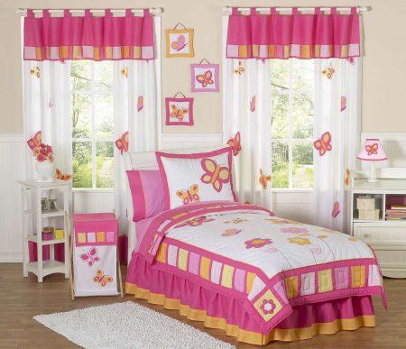 صور سرير بنات مودرن بالوان بناتي روعة وجديدة (1)