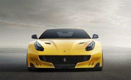 صور سيارات فيراري صفراء (3)