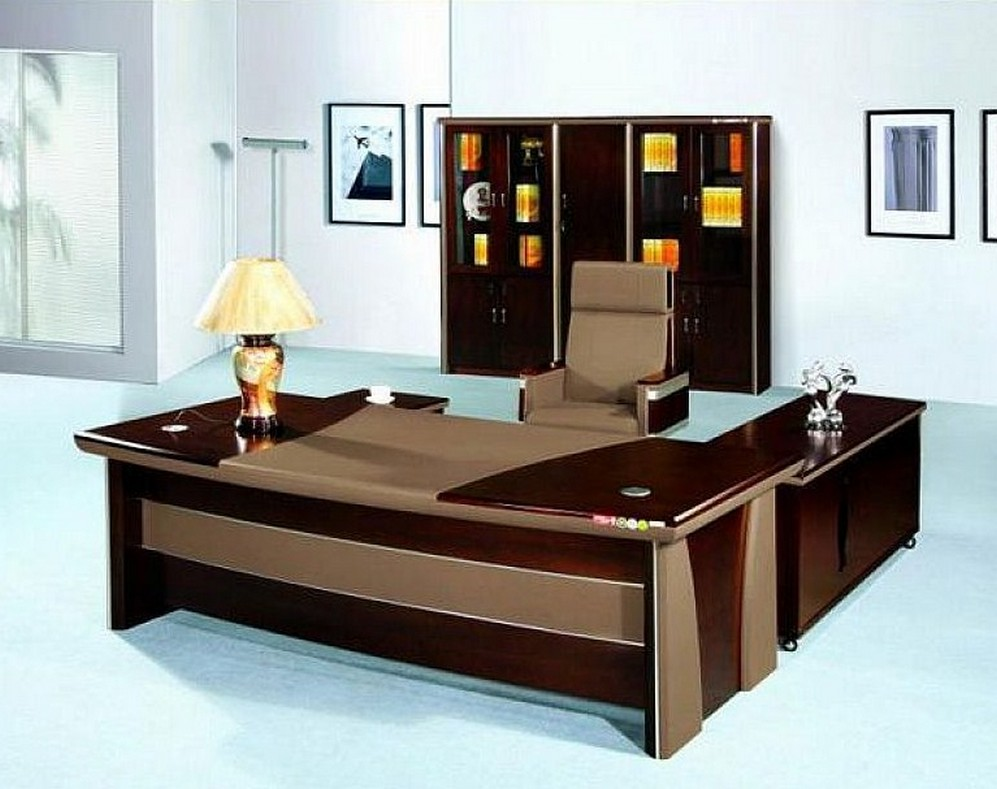 Affordable home furniture office desk executive desk for Affordable home furnishings