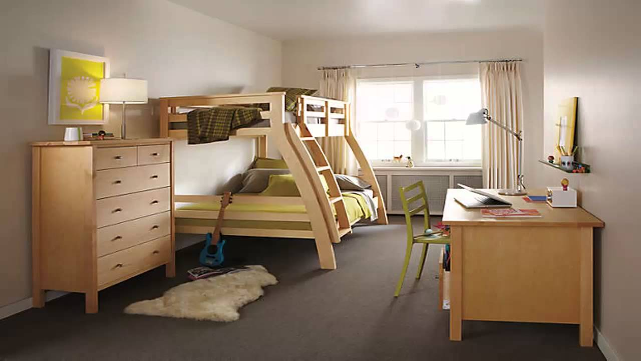 صور سرير اطفال دورين مودرن بديكورات غرف اطفال ميكساتك