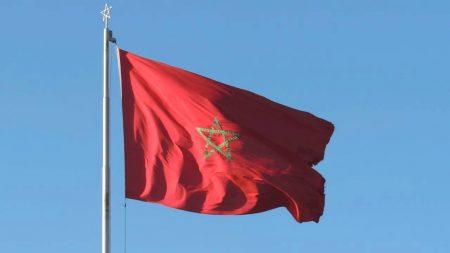 اجمل رمزيات العلم المغربي (1)