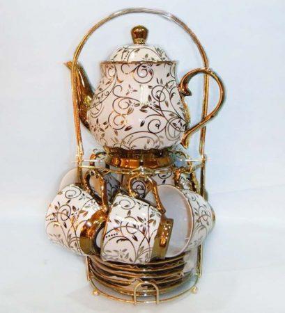 اطقم تقديم الشاي (2)