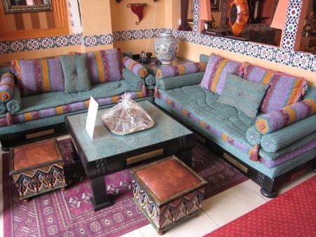 افخم صالونات مغربية شيك عصرية (1)