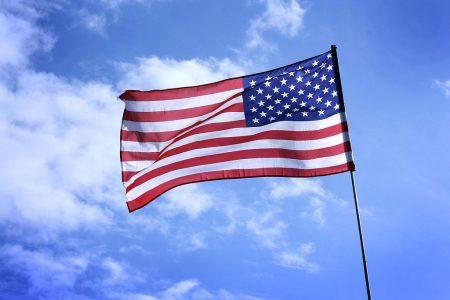 العلم الامريكي (2)
