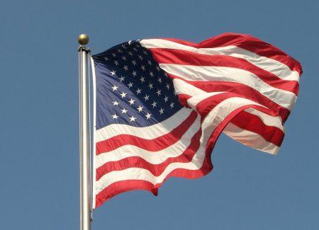 العلم الامريكي (3)