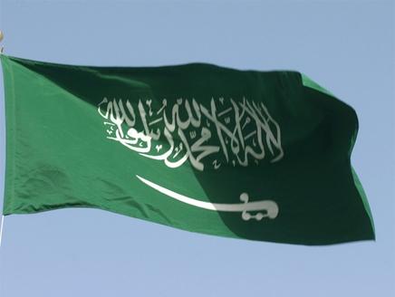 العلم السعودي بالصور (1)