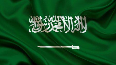 خلفيات علم السعودية (1)