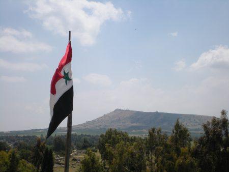 خلفيات علم سوريا (1)