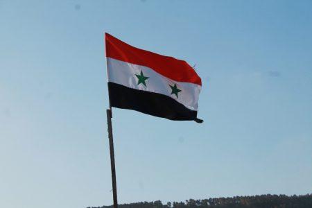 خلفيات علم سوريا (2)