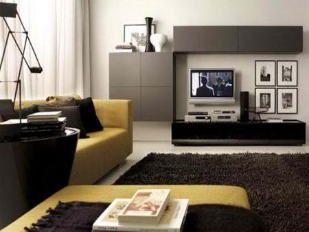 ديكورات تلفاز مسطح (1)